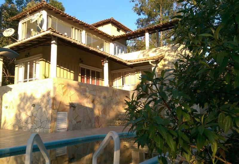 SERRA IMÓVEIS - Sítio 12200m² à venda Vale Das Pedrinhas, Guapimirim - R$ 500.000 - SISI20001 - 3