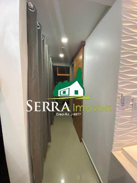 SERRA IMÓVEIS - Sítio 12200m² à venda Vale Das Pedrinhas, Guapimirim - R$ 500.000 - SISI20001 - 11