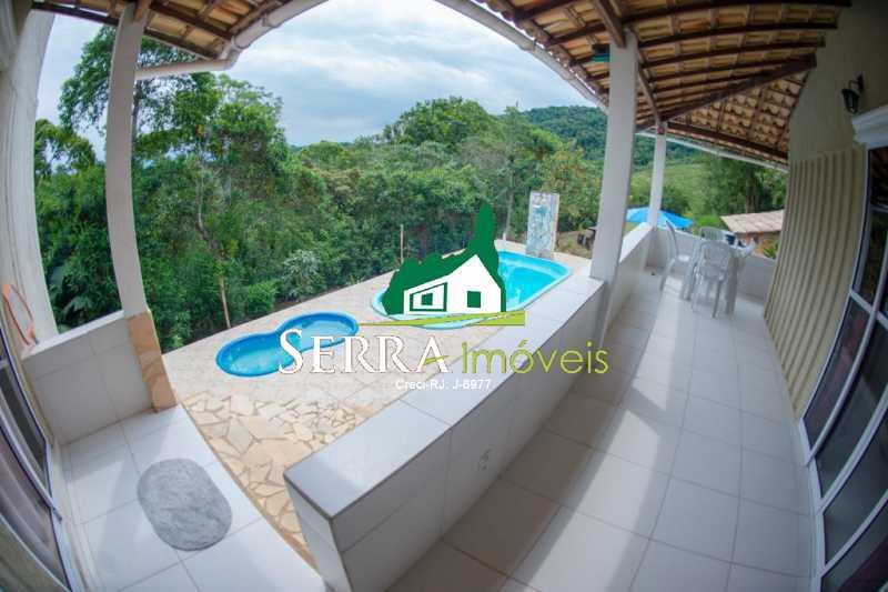 SERRA IMÓVEIS - Sítio 12200m² à venda Vale Das Pedrinhas, Guapimirim - R$ 500.000 - SISI20001 - 19
