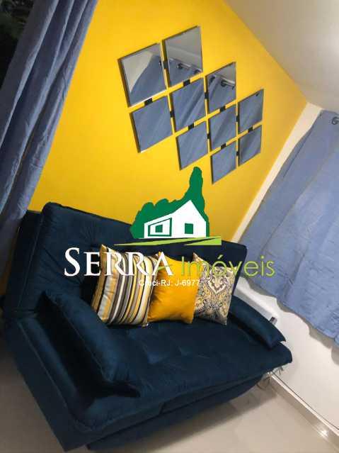 SERRA IMÓVEIS - Sítio 12200m² à venda Vale Das Pedrinhas, Guapimirim - R$ 500.000 - SISI20001 - 7