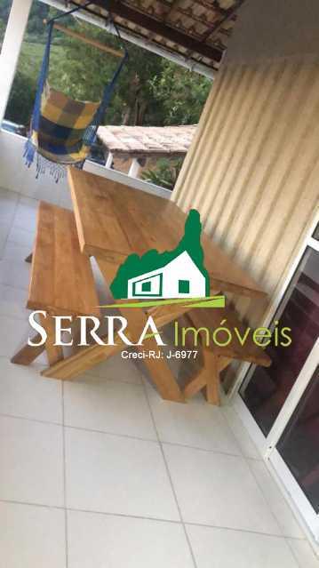 SERRA IMÓVEIS - Sítio 12200m² à venda Vale Das Pedrinhas, Guapimirim - R$ 500.000 - SISI20001 - 6