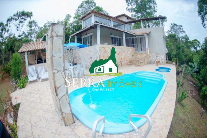 SERRA IMÓVEIS - Sítio 12200m² à venda Vale Das Pedrinhas, Guapimirim - R$ 500.000 - SISI20001 - 26