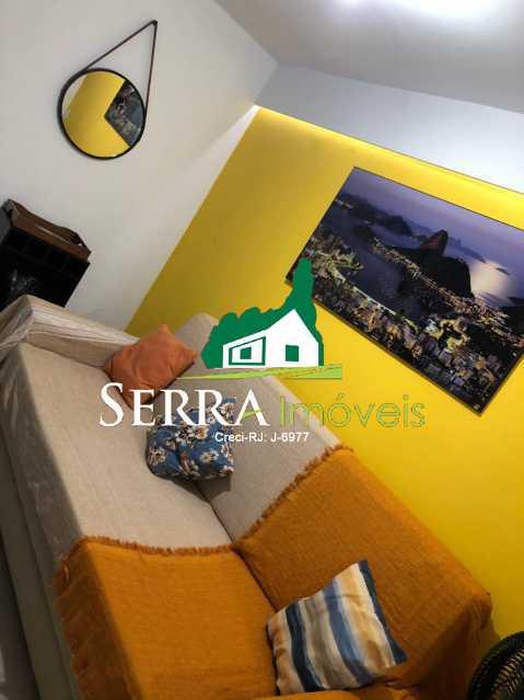 SERRA IMÓVEIS - Sítio 12200m² à venda Vale Das Pedrinhas, Guapimirim - R$ 500.000 - SISI20001 - 8