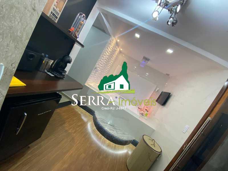SERRA IMÓVEIS - Sítio 12200m² à venda Vale Das Pedrinhas, Guapimirim - R$ 500.000 - SISI20001 - 15