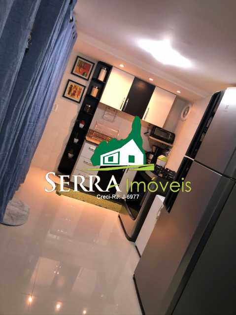 SERRA IMÓVEIS - Sítio 12200m² à venda Vale Das Pedrinhas, Guapimirim - R$ 500.000 - SISI20001 - 9