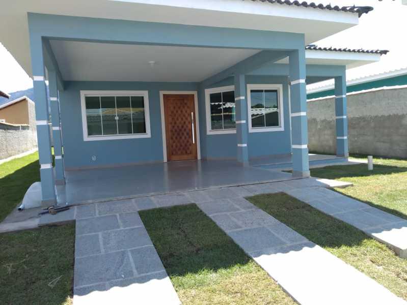 SERRA IMÓVEIS - Casa 3 quartos à venda Cotia, Guapimirim - SICA30026 - 1