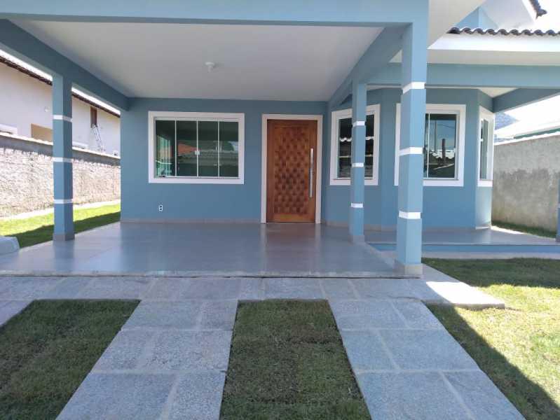 SERRA IMÓVEIS - Casa 3 quartos à venda Cotia, Guapimirim - SICA30026 - 3