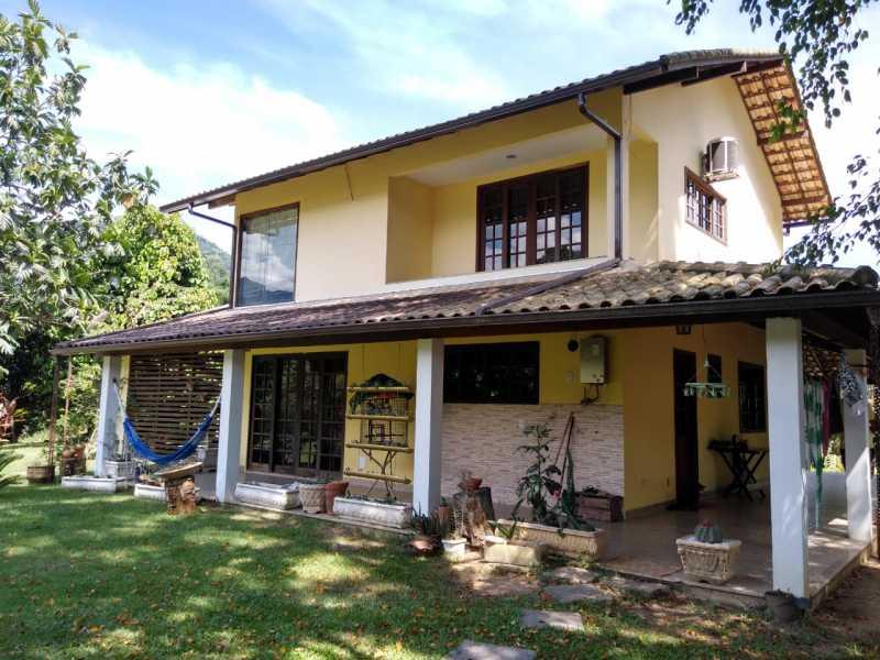 SERRA IMÓVEIS - Casa À Venda - Cotia - Guapimirim - RJ - SICA30027 - 3