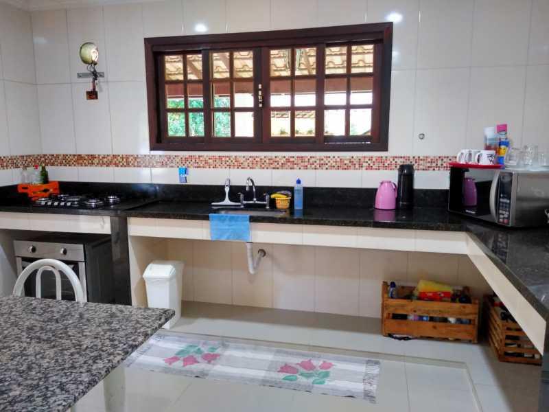 SERRA IMÓVEIS - Casa À Venda - Cotia - Guapimirim - RJ - SICA30027 - 11