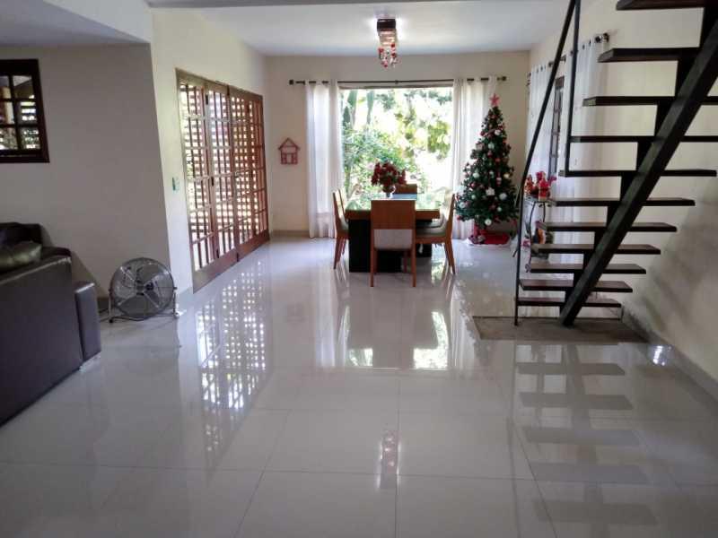 SERRA IMÓVEIS - Casa À Venda - Cotia - Guapimirim - RJ - SICA30027 - 8