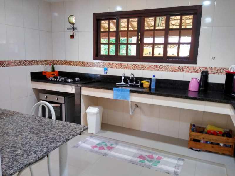 SERRA IMÓVEIS - Casa À Venda - Cotia - Guapimirim - RJ - SICA30027 - 10