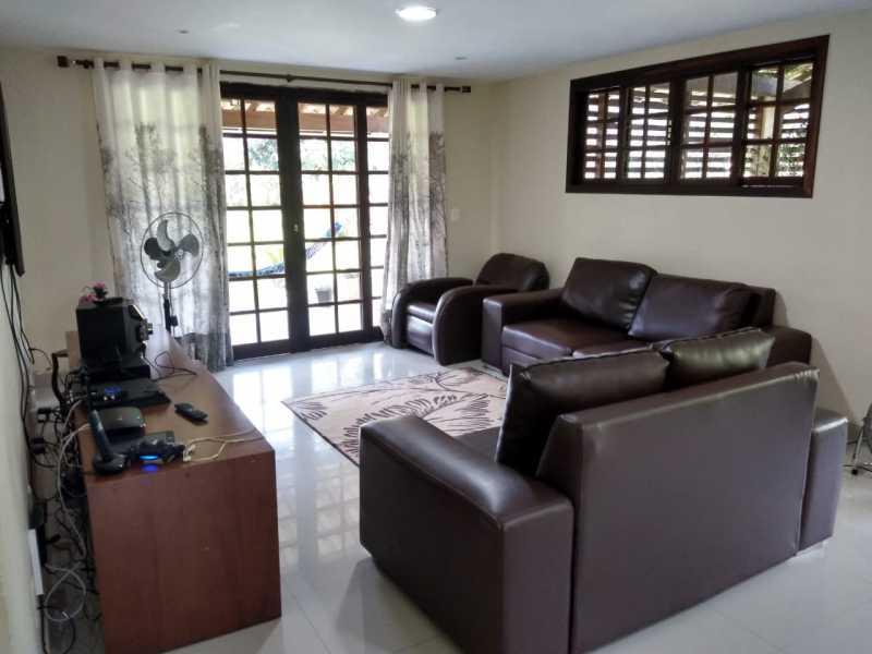 SERRA IMÓVEIS - Casa À Venda - Cotia - Guapimirim - RJ - SICA30027 - 9