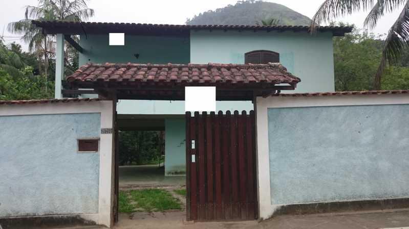 SERRA IMÓVEIS - Casa 2 quartos à venda Centro, Guapimirim - R$ 450.000 - SICA20001 - 1
