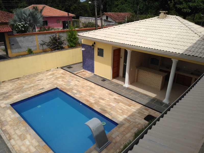 SERRA IMÓVEIS - Casa À Venda - Centro - Guapimirim - RJ - SICA40009 - 25