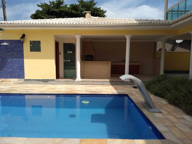 SERRA IMÓVEIS - Casa À Venda - Centro - Guapimirim - RJ - SICA40009 - 28