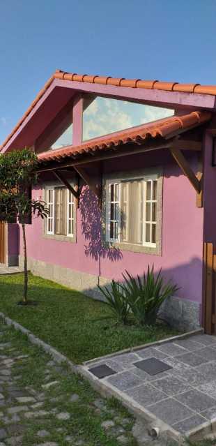 SERRA IMÓVEIS - Casa em Condomínio 3 quartos à venda Quinta Mariana, Guapimirim - R$ 300.000 - SICN30023 - 4