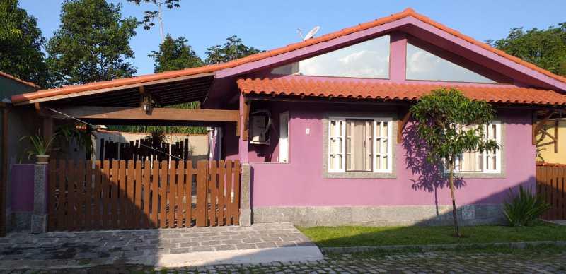 SERRA IMÓVEIS - Casa em Condomínio 3 quartos à venda Quinta Mariana, Guapimirim - R$ 300.000 - SICN30023 - 1