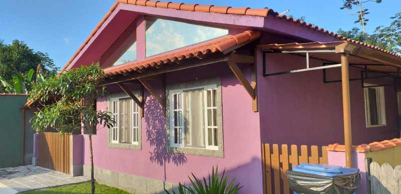 SERRA IMÓVEIS - Casa em Condomínio 3 quartos à venda Quinta Mariana, Guapimirim - R$ 300.000 - SICN30023 - 3