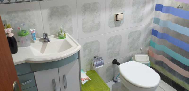 SERRA IMÓVEIS - Casa em Condomínio 3 quartos à venda Quinta Mariana, Guapimirim - R$ 300.000 - SICN30023 - 22