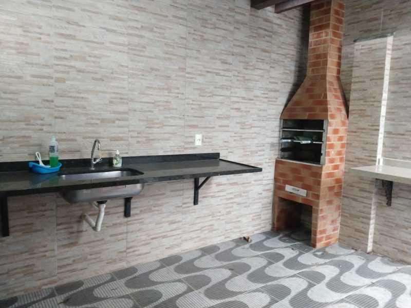 SERRA IMÓVEIS - Casa 2 quartos à venda Cantagalo, Guapimirim - R$ 550.000 - SICA20029 - 23