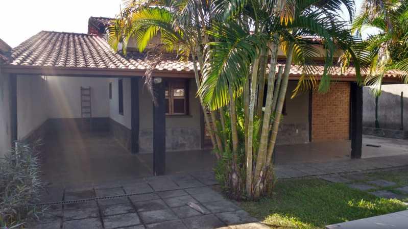 SERRA IMÓVEIS - Casa 2 quartos à venda Cantagalo, Guapimirim - R$ 550.000 - SICA20029 - 1