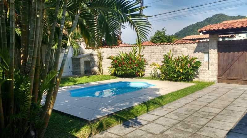 SERRA IMÓVEIS - Casa 2 quartos à venda Cantagalo, Guapimirim - R$ 550.000 - SICA20029 - 30