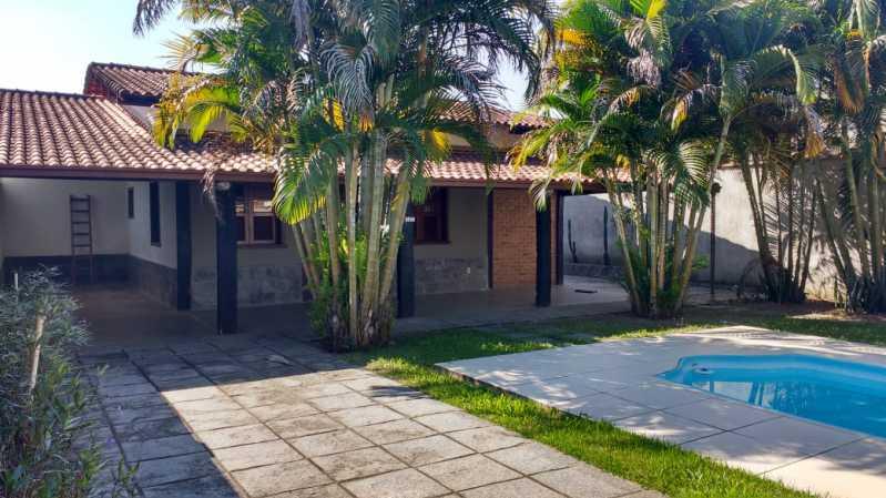 SERRA IMÓVEIS - Casa 2 quartos à venda Cantagalo, Guapimirim - R$ 550.000 - SICA20029 - 3