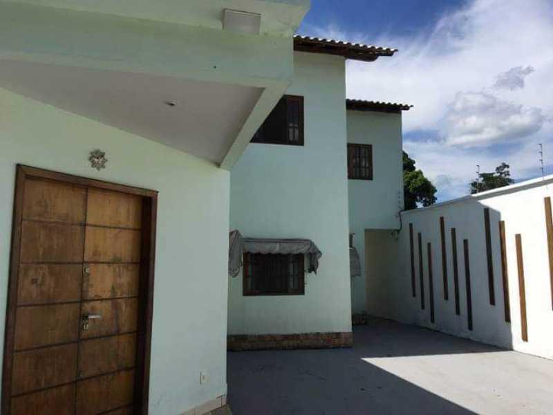 SERRA IMÓVEIS - Casa 4 quartos à venda Vale Das Pedrinhas, Guapimirim - R$ 550.000 - SICA40010 - 1