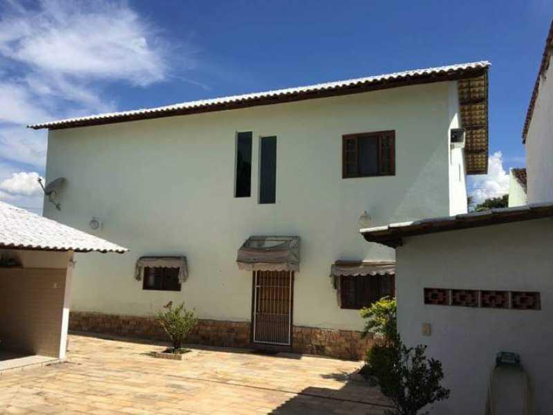 SERRA IMÓVEIS - Casa 4 quartos à venda Vale Das Pedrinhas, Guapimirim - R$ 550.000 - SICA40010 - 8