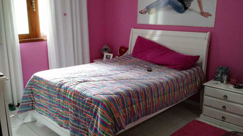 Suíte 01 - Casa em Condomínio 4 quartos à venda Caneca Fina, Guapimirim - R$ 1.200.000 - SICN40003 - 11