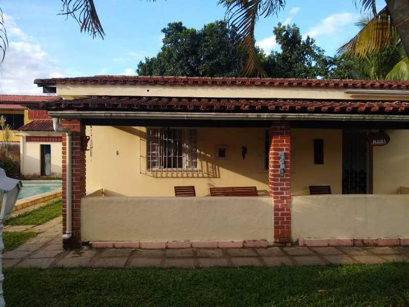 SERRA IMÓVEIS - Casa 2 quartos à venda Cantagalo, Guapimirim - R$ 550.000 - SICA20030 - 4
