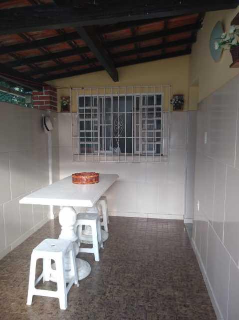 SERRA IMÓVEIS - Casa 2 quartos à venda Cantagalo, Guapimirim - R$ 550.000 - SICA20030 - 18