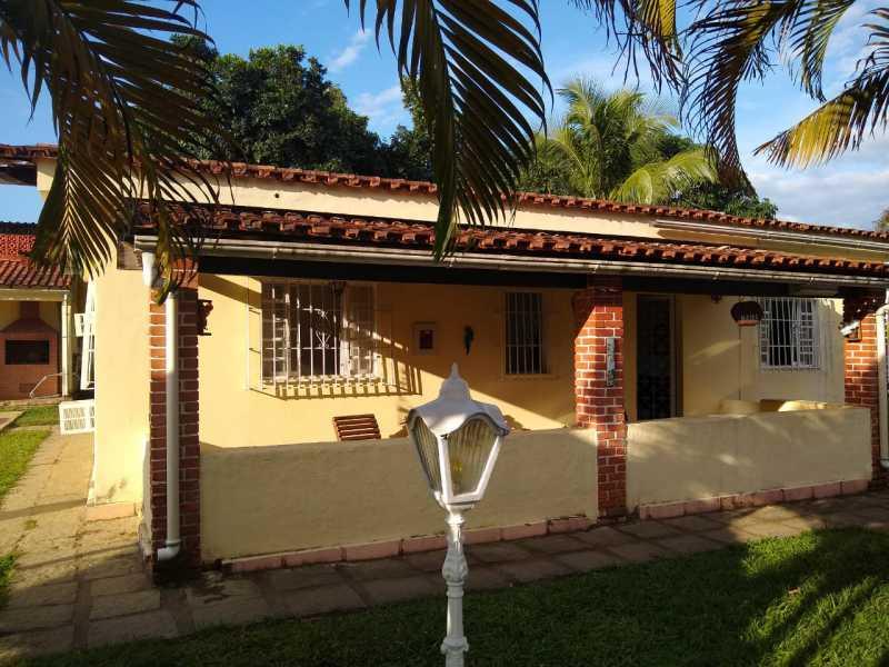 SERRA IMÓVEIS - Casa 2 quartos à venda Cantagalo, Guapimirim - R$ 550.000 - SICA20030 - 1