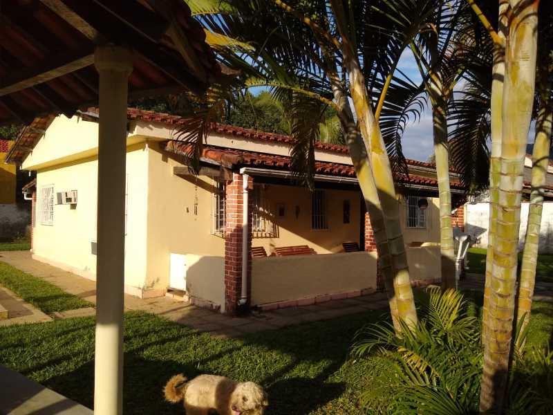 SERRA IMÓVEIS - Casa 2 quartos à venda Cantagalo, Guapimirim - R$ 550.000 - SICA20030 - 3
