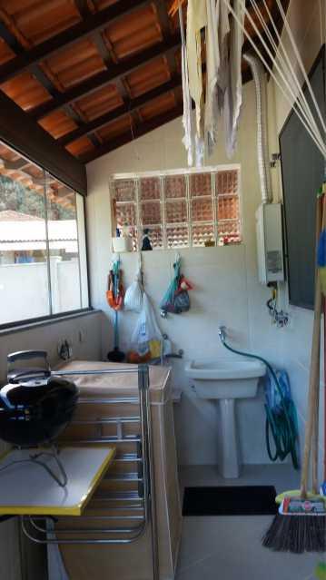 SERRA IMÓVEIS - Casa em Condomínio 3 quartos à venda Monte Oliveti, Guapimirim - R$ 600.000 - SICN30026 - 16