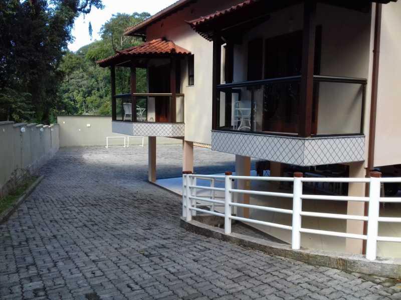 SERRA IMÓVEIS - Casa em Condomínio 3 quartos à venda Monte Oliveti, Guapimirim - R$ 600.000 - SICN30026 - 1