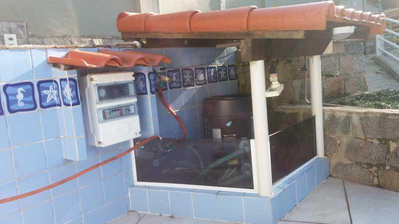 SERRA IMÓVEIS - Casa em Condomínio 3 quartos à venda Monte Oliveti, Guapimirim - R$ 600.000 - SICN30026 - 22