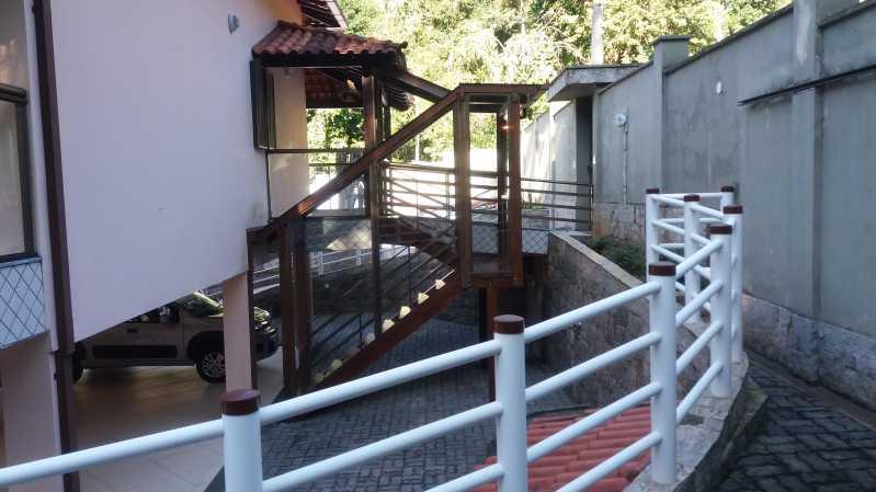 SERRA IMÓVEIS - Casa em Condomínio 3 quartos à venda Monte Oliveti, Guapimirim - R$ 600.000 - SICN30026 - 15