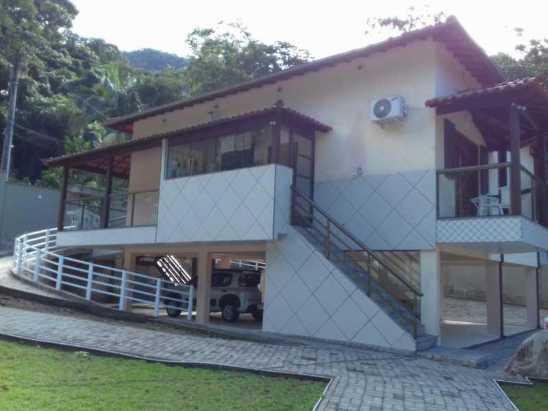 SERRA IMÓVEIS - Casa em Condomínio 3 quartos à venda Monte Oliveti, Guapimirim - R$ 600.000 - SICN30026 - 4