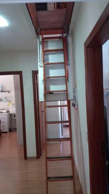 SERRA IMÓVEIS - Casa em Condomínio 3 quartos à venda Monte Oliveti, Guapimirim - R$ 600.000 - SICN30026 - 10