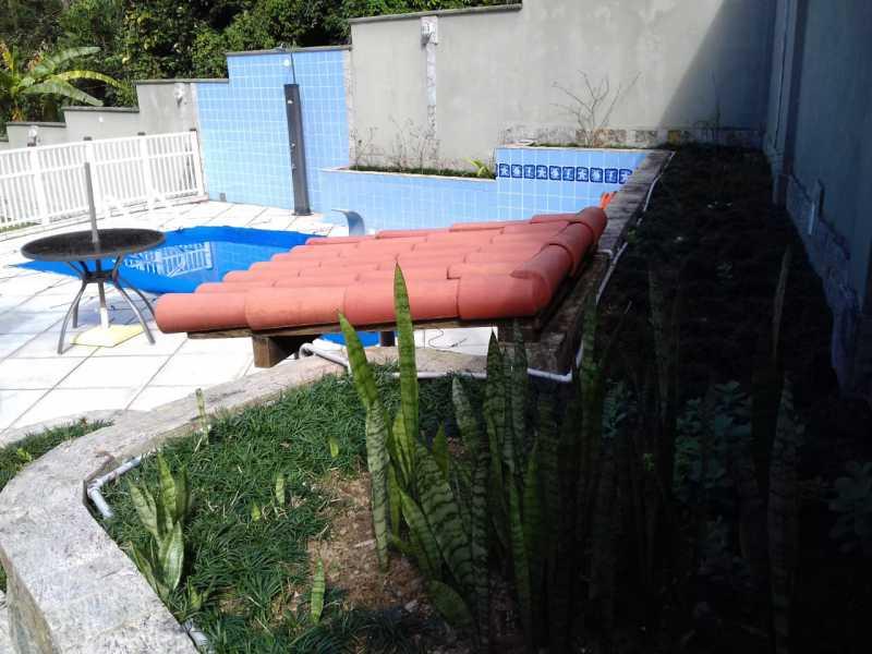 SERRA IMÓVEIS - Casa em Condomínio 3 quartos à venda Monte Oliveti, Guapimirim - R$ 600.000 - SICN30026 - 24
