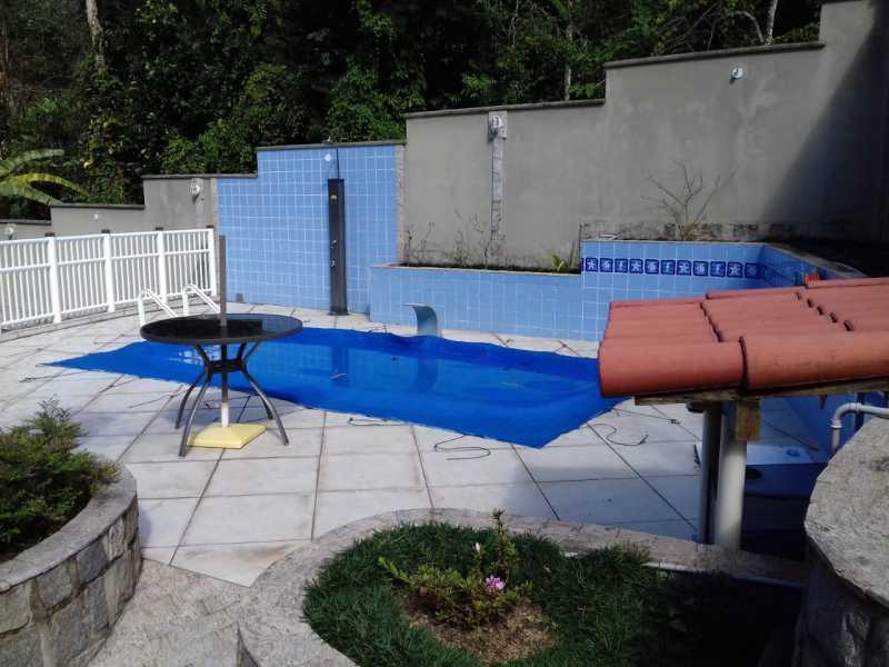 SERRA IMÓVEIS - Casa em Condomínio 3 quartos à venda Monte Oliveti, Guapimirim - R$ 600.000 - SICN30026 - 25