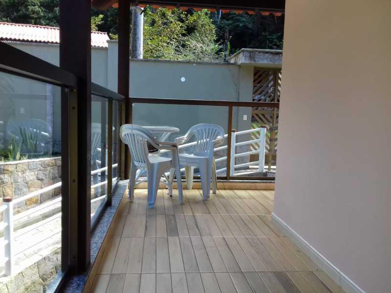 SERRA IMÓVEIS - Casa em Condomínio 3 quartos à venda Monte Oliveti, Guapimirim - R$ 600.000 - SICN30026 - 21