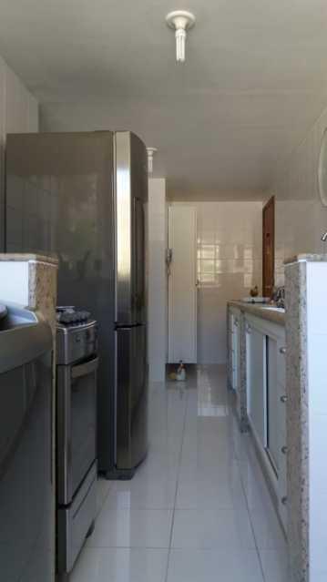 SERRA IMÓVEIS - Apartamento 2 quartos à venda Icaraí, Niterói - R$ 440.000 - SIAP20001 - 19