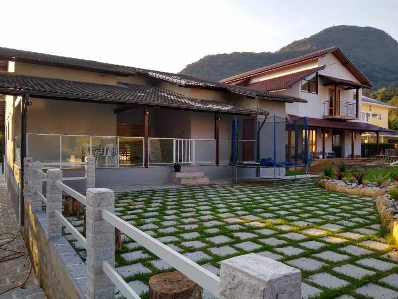 SERRA IMÓVES - Casa em Condomínio 4 quartos à venda Iconha, Guapimirim - R$ 720.000 - SICN40022 - 6