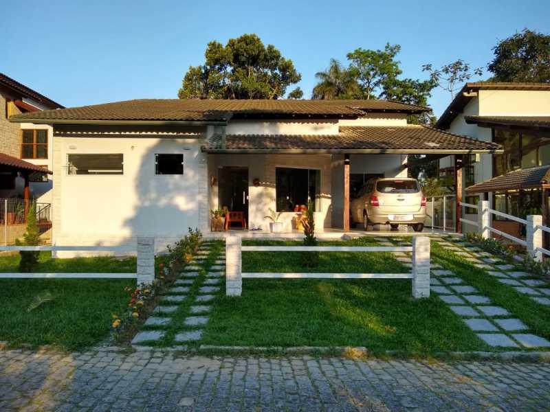 SERRA IMÓVES - Casa em Condomínio 4 quartos à venda Iconha, Guapimirim - R$ 720.000 - SICN40022 - 1
