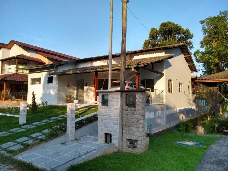 SERRA IMÓVES - Casa em Condomínio 4 quartos à venda Iconha, Guapimirim - R$ 720.000 - SICN40022 - 5