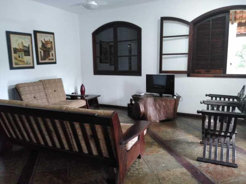 SERRA IMÓVEIS - Casa em Condomínio 7 quartos à venda Caneca Fina, Guapimirim - SICN70003 - 3