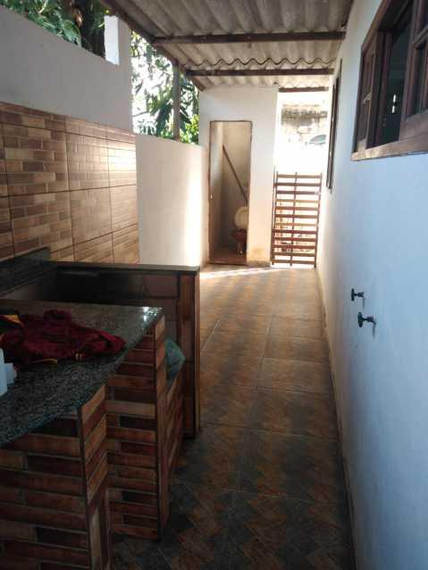 SERRA IMÓVEIS - Casa 4 quartos à venda Centro, Guapimirim - R$ 300.000 - SICA40011 - 16