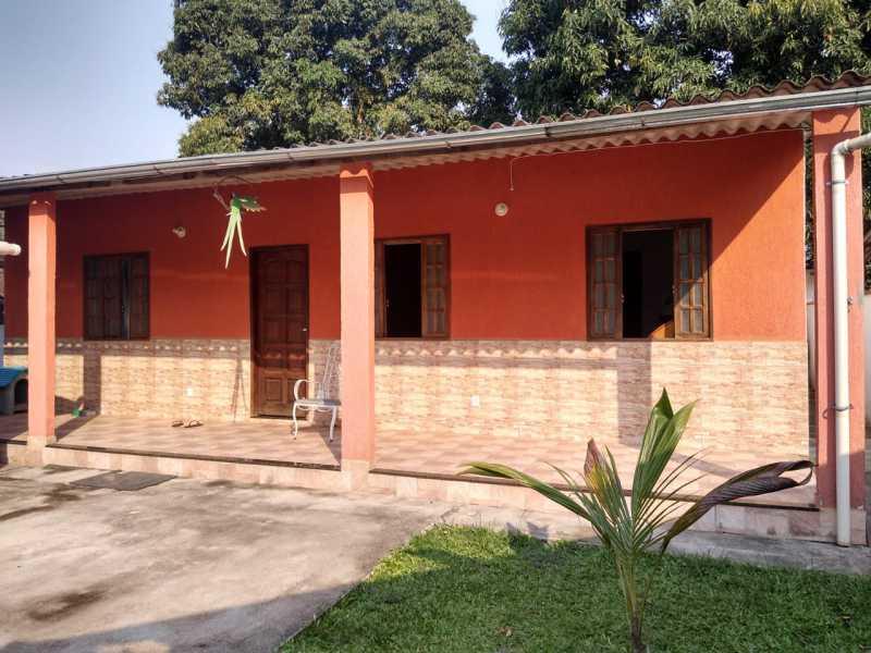 SERRA IMÓVEIS - Casa 4 quartos à venda Centro, Guapimirim - R$ 300.000 - SICA40011 - 3